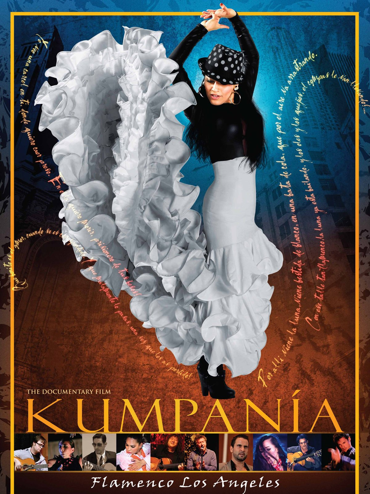 Kumpania - Flamenco Los Angeles on Amazon Prime Video UK