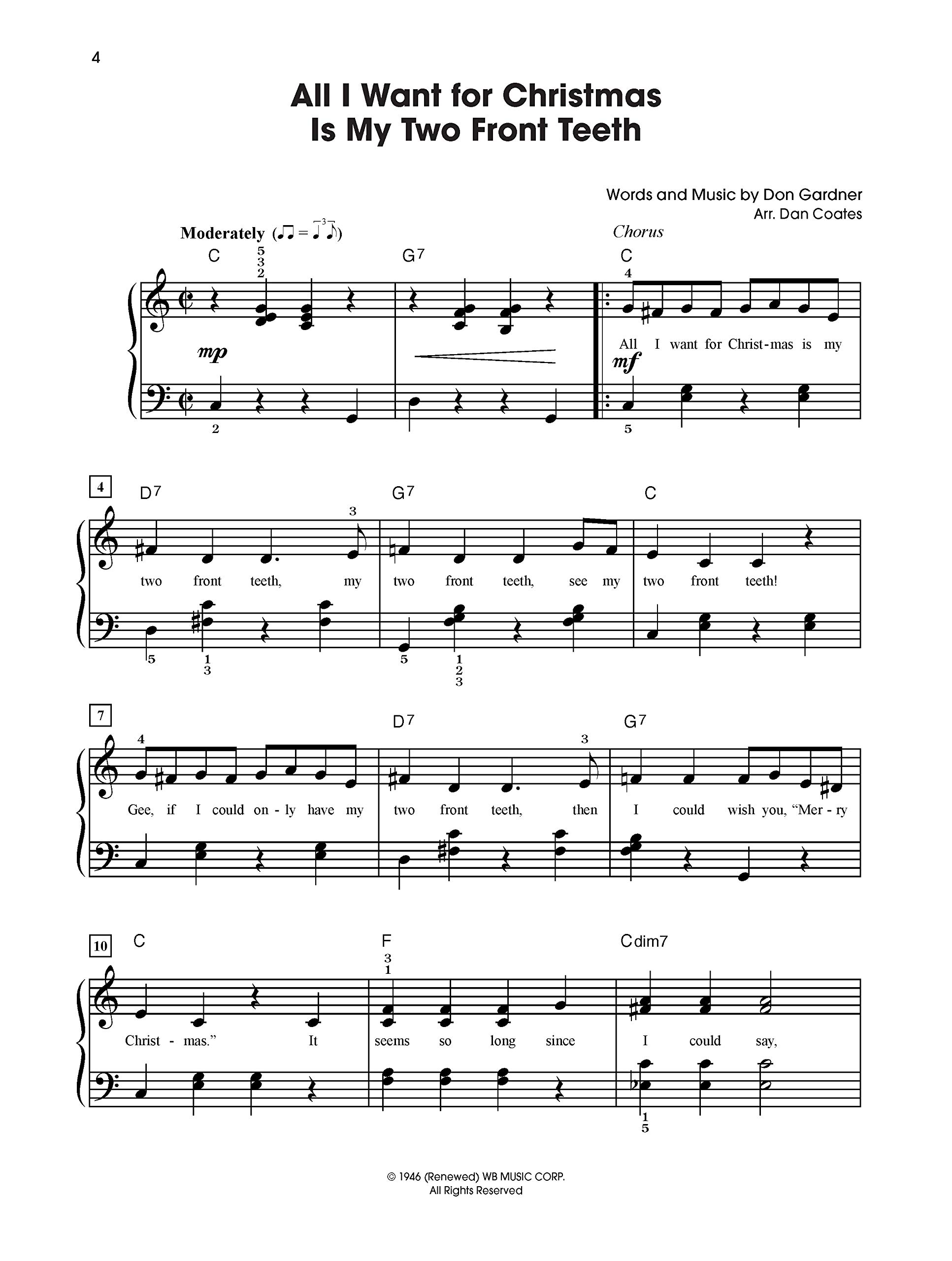Wish You Merry Christmas Piano Notes.The Giant Book Of Christmas Sheet Music Easy Piano The