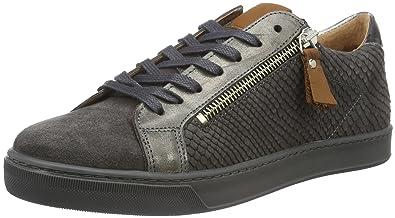 aba70463e97a19 SPM Damen Santander Typical Sneaker Sneakers Grau (Shark Combi) 40 ...