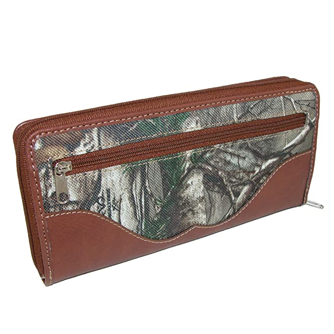 Amazon.com: John Deere camuflaje cierre de cremallera-Around ...