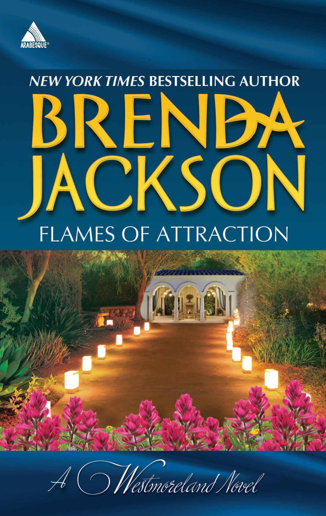 Flames of Attraction: An Anthology (The Westmorelands) pdf