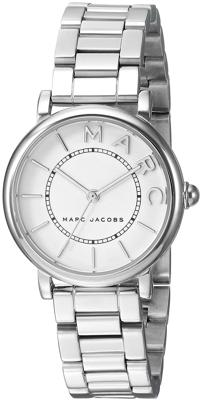 Damen Jacobs Marc Armband Quarz 28mm EdelstahlGehäuse Armbanduhr eWdoQrCBx