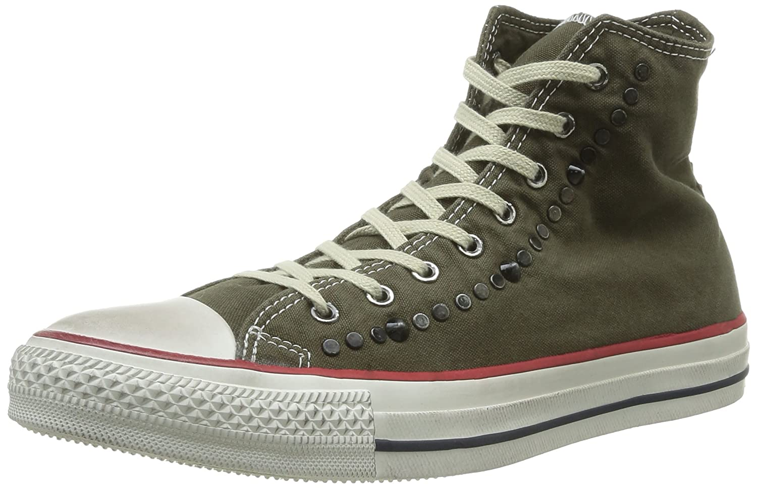 Converse All Star Prem HI Can Wash Stud  Unisex Erwachsene sportschuhe Grape Leaf