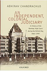 An Independent, Colonial Judiciary Hardcover