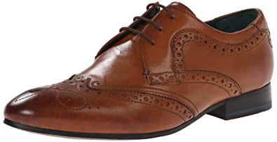 Vineey Lthr Am, Mens Brogue Ted Baker