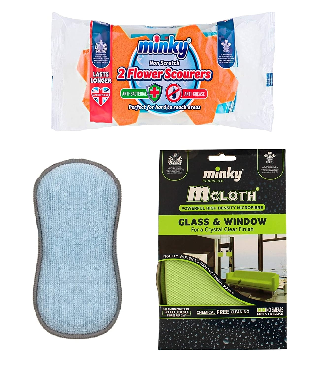 Microfibre Mop Head Tried & Tested These Are Great! By A Mrs Hinch Fan