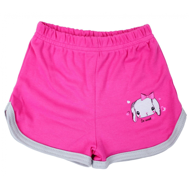 f6c60fb711 TupTam Baby Mädchen Sommer Shorts mit Print 2er Pack [1541576581-15143] -  $6.97