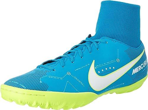Nike MercurialX Victory 6 DF NJR TF, Chaussures de Football