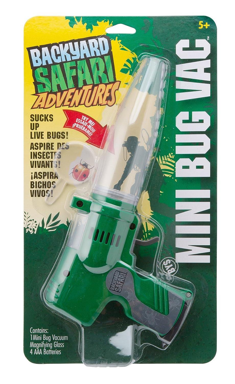 amazon com backyard safari mini bug vac toys u0026 games
