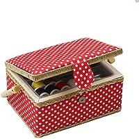 D & D caja de costura cesta organizador