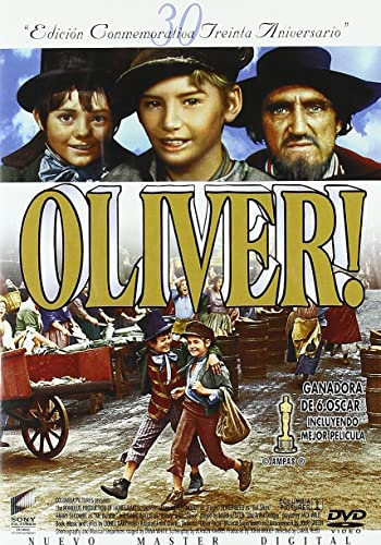 Oliver [DVD]: Amazon.es: Mark Lester, Ron Moody, Jack Wild ...