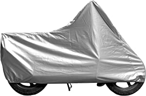 Cartman Motorcycle Cover, All Season Waterproof Outdoor Protection, Fit for 97 Inch Motorcycles