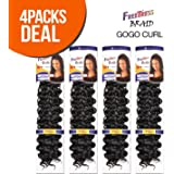 Synthetic Hair Braids FreeTress GoGo Curl