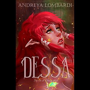 Dessa-Spirit of Vengeance: A Dark Fantasy Thriller Series (Book One) (Shadowland Saga 1)
