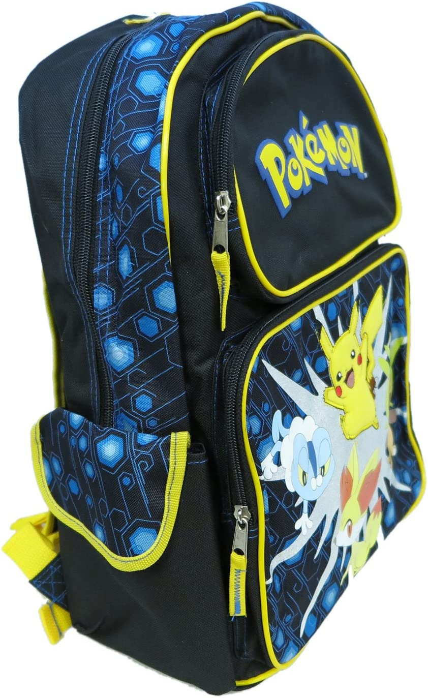 Amazon.com  Pokemon Backpack  Video Games 6ff6f1a0ee