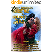 Twelve Days of Christmas in a Highlander's Arms: a Yuletide collection of Medieval historical romances book cover