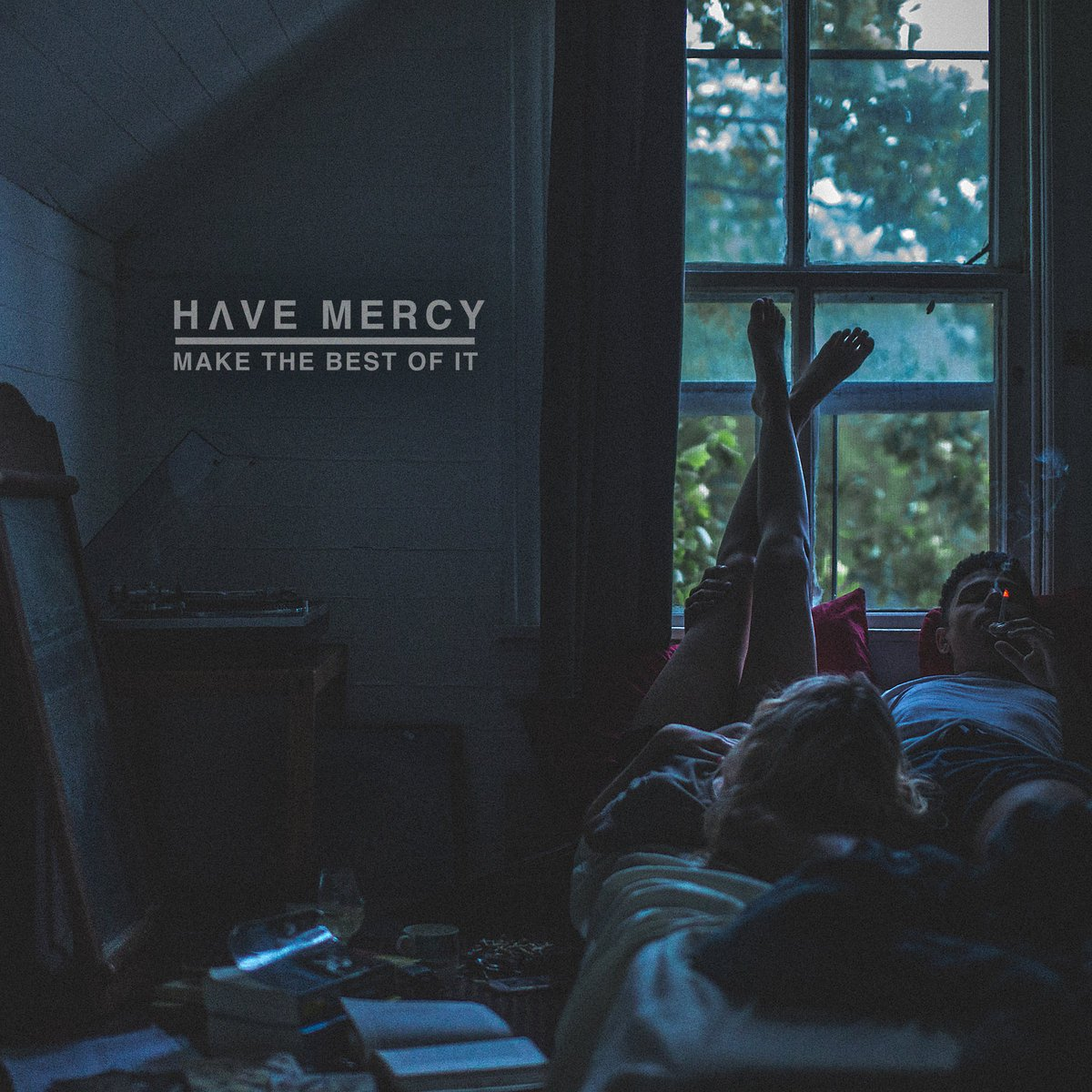 CD : Have Mercy - Make The Best Of It (CD)