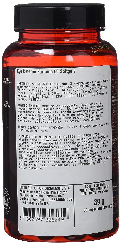 Prozis Eye Defence Formula - 60 Unidades: Amazon.es: Salud y cuidado personal