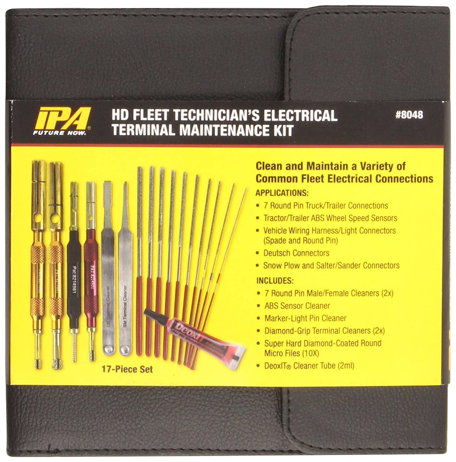 Ipa 8048 Electrical Terminal Maintenance Set Automotive Indian Motorcycle Trailer Wiring Harness