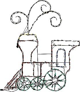 Train 2 Piece ProductWorks PRO-LINE Yard Art