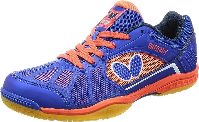 Mariposa lezoline rifones Zapatos de Tenis de Mesa - 93620, Marino ...