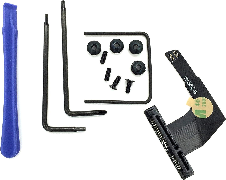 COHK Second Dual Hard Drive SSD Flex Cable 821-1501-A Compatible with Mac Mini A1347 Server
