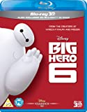 Big Hero 6 3D [Blu-Ray 3D + 2D] [Region Free]