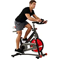 Sunny Health & Fitness Unisex Adult Sf-B1401 Indoor Cycling Bike - Black, One Size