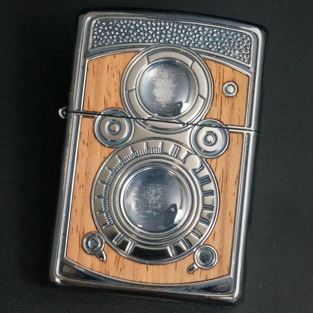zippo(ジッポー) SV アンティークDLRカメラ SV B017Q1G24I B017Q1G24I, ポールワークス:1b5db904 --- jpworks.be