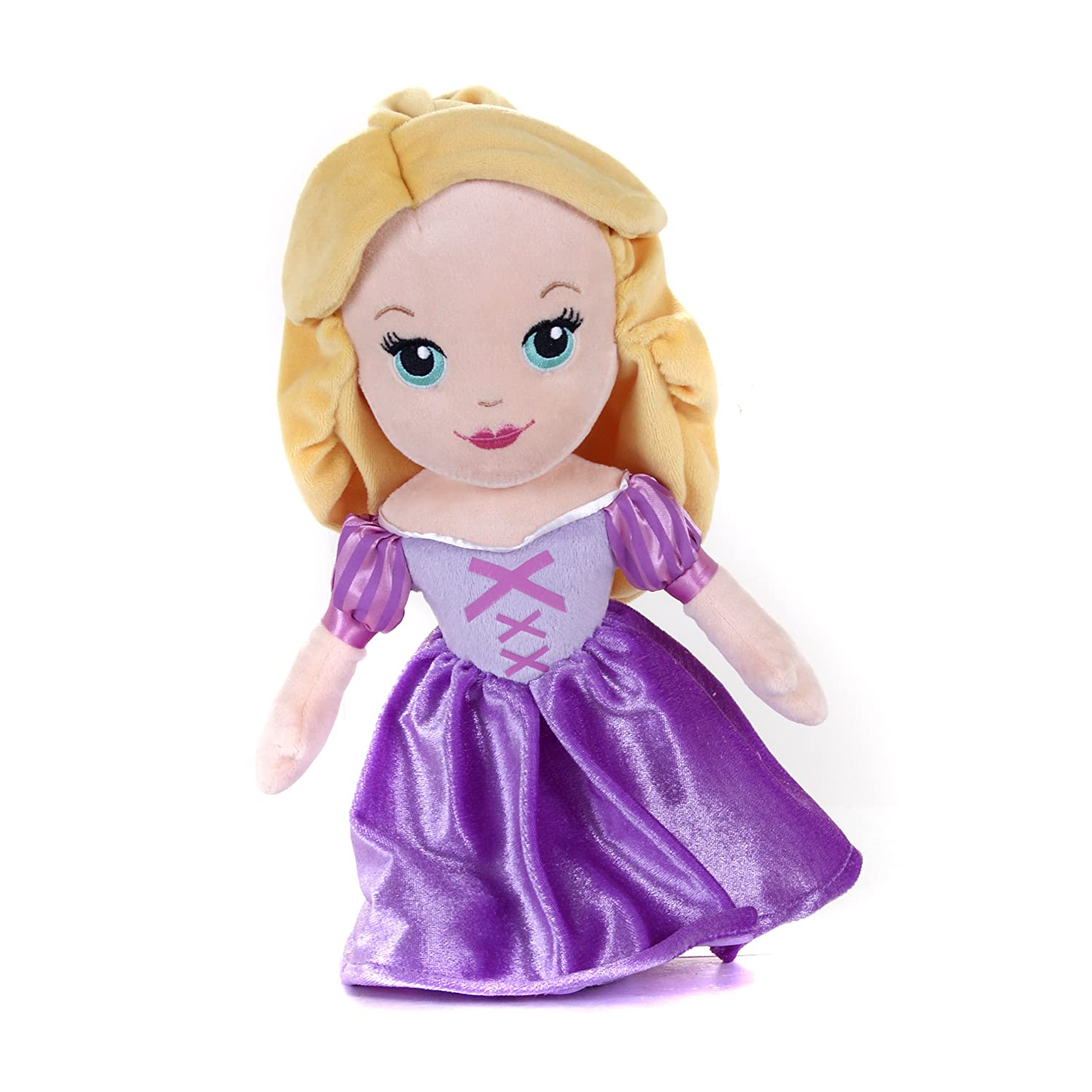 Disney Princess 10 inch Rapunzel Doll Plush Toy Disney Princess