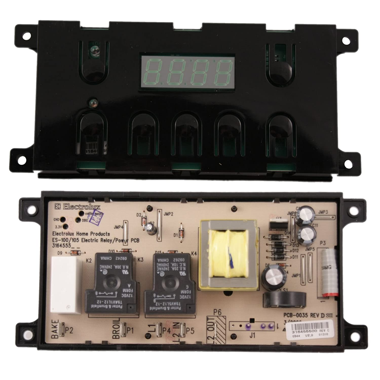 Frigidaire 316455420 Range Oven Control Board Genuine Sale Circuit Maker For Original Equipment Manufacturer Oem Part Appliances