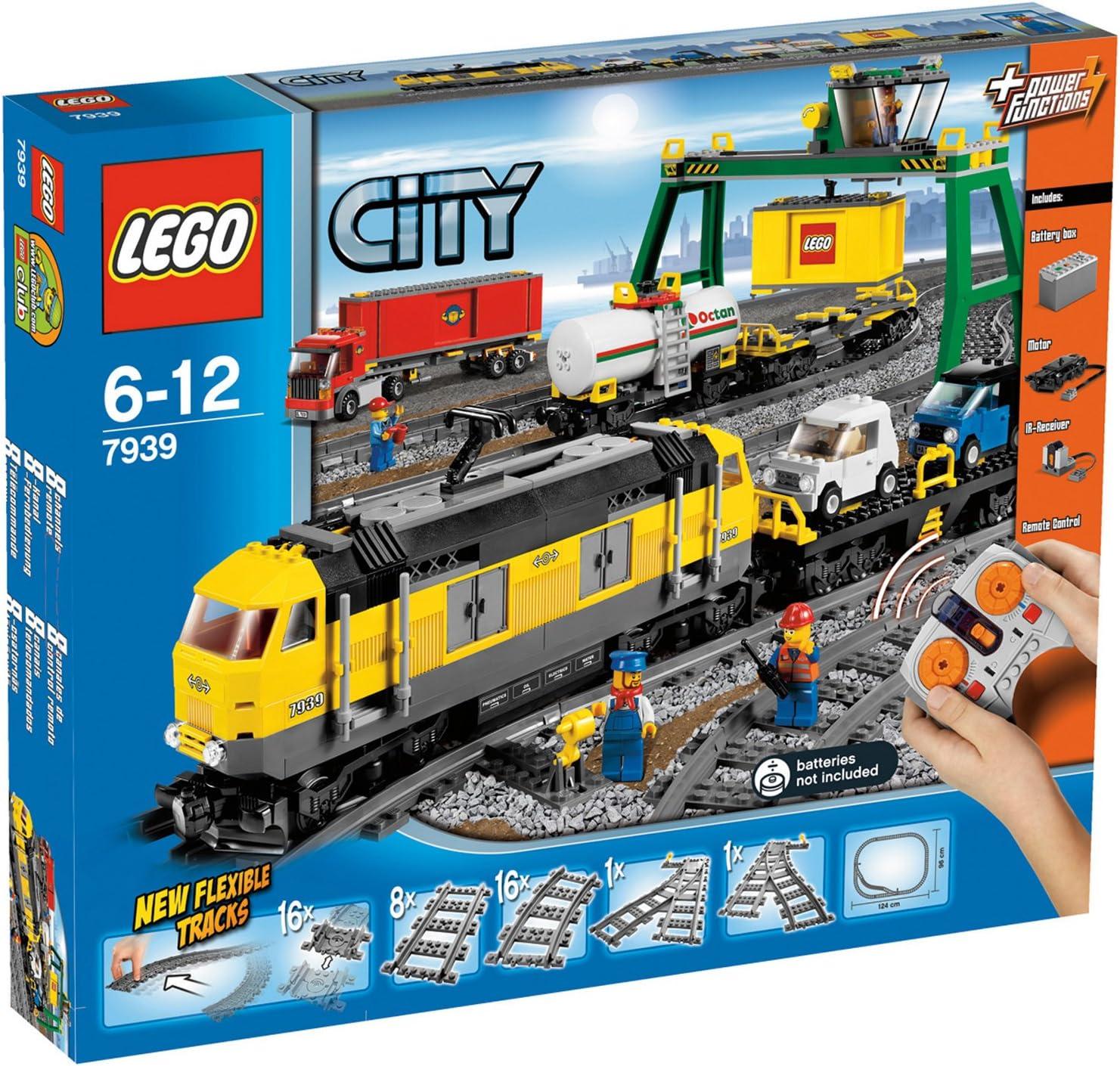 LEGO TRAIN 60051 60052 60098 7939 7038 Full Power Functions