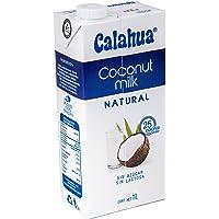 Calahua Leche, Sabor Natural, 6 X 1000 ml