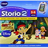 VTech Storio - Juego para tablet educativo, Jake y los piratas (3480-231622)