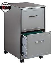 Lorell File Cabinet, Black