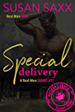 Special Delivery: Sexy Erotic Romance (Real Men Book 7)