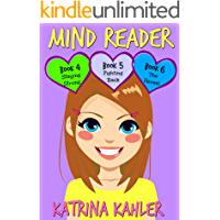MIND READER : Part Two - Books 4, 5  & 6: Books for Girls 9 - 12