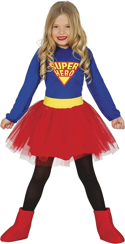 Guirca- Disfraz súper hero, Talla 7-9 años (83226.0): Amazon.es ...