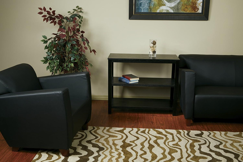 Ave Six MRG07R1-BK Merge Foyer Table Black