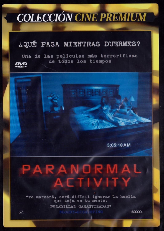 Paranormal Activity (Estuche Slim) [DVD]: Amazon.es: Katie ...