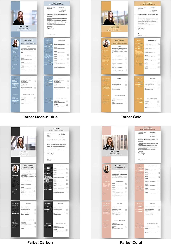 Deckblatt Bewerbung 100 Kostenlose Muster Vorlagen