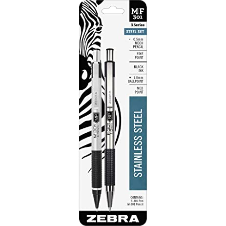 UPC 045888594111 product image for Zebra Pen M 701 Mechanical Pencil 0 7 Mm  Lead Size