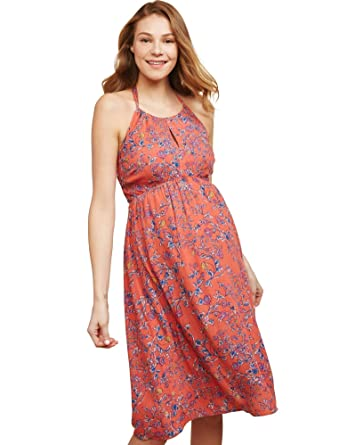 add66a0effe Jessica Simpson A-line Maternity Dress at Amazon Women s Clothing store