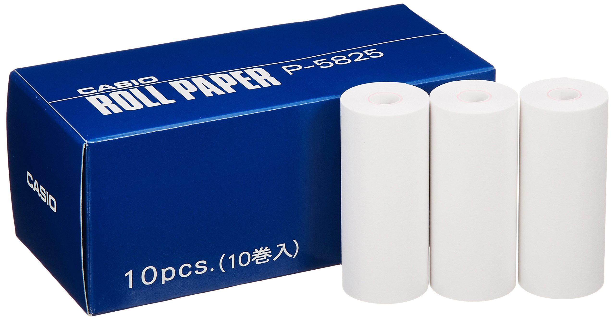 Casio Printer Calculator Roll Paper P-5825-E