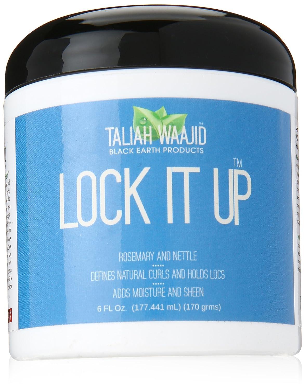 Lock It Up Gel Black Earth 177 ml Taliah Waajid hfs-koi-zk-a5422
