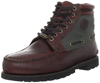 timberland 7 eye chukka boot gore tex