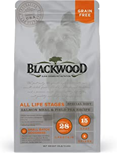 Blackwood Pet Grain Free Dog Food Made in USA [Natural Dry Dog Food With Superfood Ingredients To Solve Food Sensitivities Naturally], Available in 3 Flavor Varieties