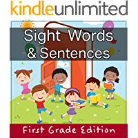 Sight Words and Sentences 3: First Grade Edition