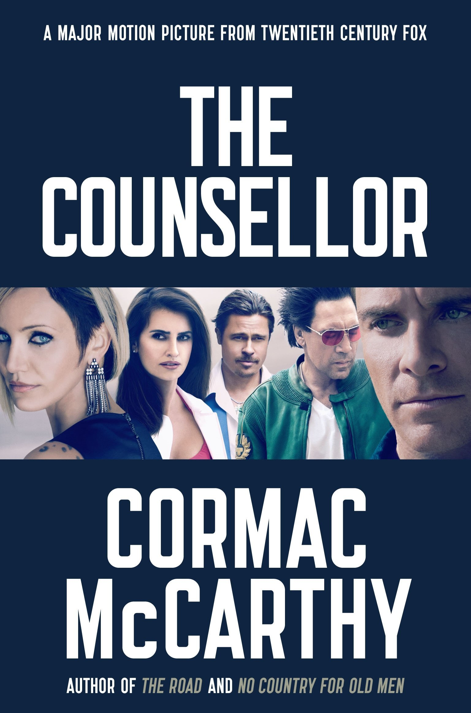The Counselor 24 Oct 2013 By Cormac Mccarthy