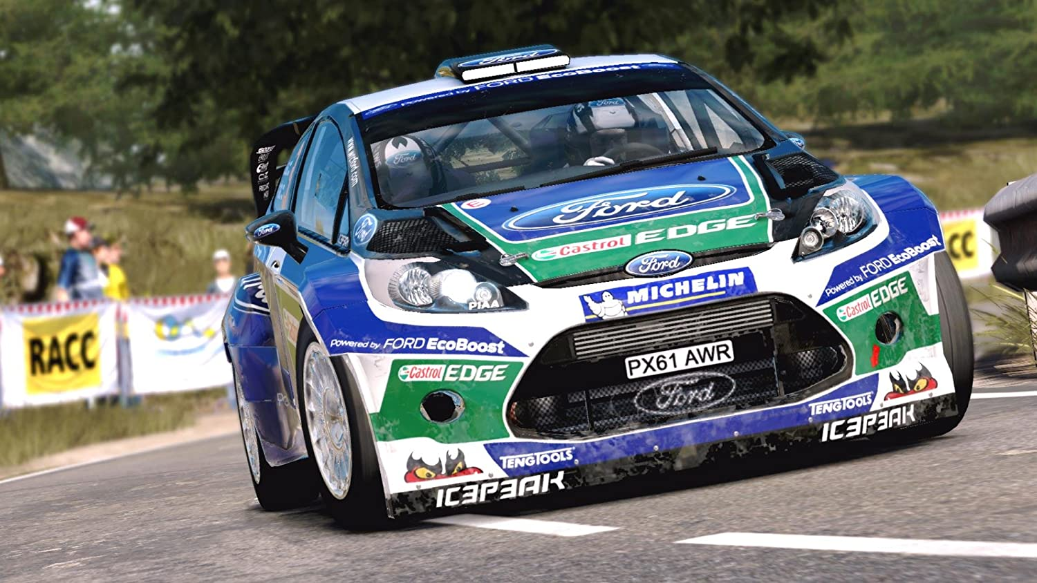 Amazon.com: WRC 3 World Rally Championship PS3: Video Games